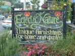 Del Ray's Eclectic Nature garden and home store