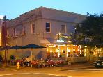 The Evening Star Restaurant in Del Ray