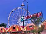 Asiatique river front shopping (night market)