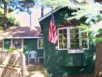 #108A Cottage with access to common beach & dock area