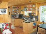 Kitchen- Moosehead Lake Island