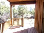 Master Bedroom Private Porch