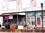 Ground Zero Blues Club and restaurant