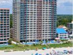 Paradise Resort backview