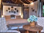 Coconut bedroom upstairs