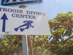Diving center in Okrug Gornji