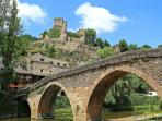 Belcastel nominated 'one of the most beautiful villages in France'