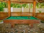 gazeebo pool table