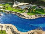 Villa Magna heated pool 2009