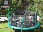Summer Trampoline