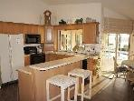 Open space kitchen with all amenities!