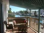 Canal side deck-facing SE