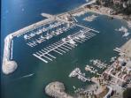 Aerial View, Marina La Cruz
