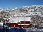 Million dollar views of Steamboat Ski Area