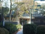 Palmetto Dunes has a Tennis Center with twenty five courts.