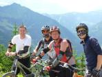 Summer Mountain Bike Specialists