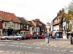 Wednesday Market Place - shops and cafe-bars galore!