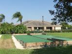 Bocci Ball Court