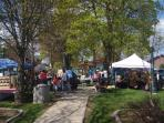 Downtown Sandpoint Farmer's Market runs from May through October