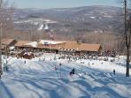 Belleayre ski lodge