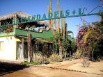 Cabana at the Hacienda del Sol