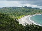 Overlooking Carrillo Beach... Las Ventanas del Mar is seen in the hills, slightly left of center.