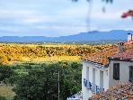 Stunning Pyrenees views, Terrace with barbecue, Chimney, vineyards, beach nearby