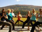 yoga retreats a specialty