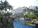 VIEW OF PLH FROM LAS HADAS POOL
