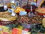 Delicious olives and tapenades in the Marche Forville