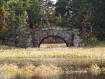 Culvert on The Tidnish River