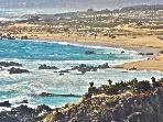 10 Mns walk to this beach