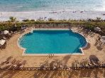 View from Balcony of Gulf Front Pool