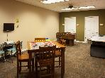 The games room is a great place for some family-fun