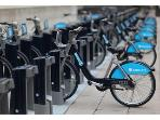 bicycle docking station at your door step
