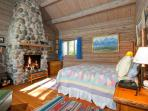 Lodge - master bedroom
