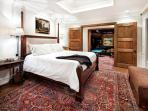 Master Suite and Gardens