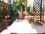 Cenador terraza