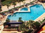 Large heated Swimming Pool