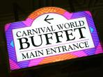 Walk to the Largest Buffet in Las Vegas at The Rio Hotel & Casino