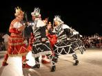 Moreška is traditional sword dance from the town of Kor?ula and it`s dating back hundreds of years.