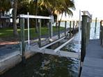 16,000 Lb Boat Lift