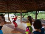 Traditional Balinese Dance classes in The Sanctuary (3rd floor)