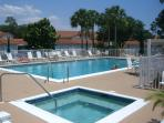 Saratoga Pool and Hot Tub