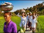 Traditional village life