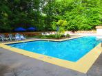Outdoor pool available with amenity package