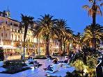 Promenade Riva - local area