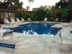 Newly renovated pool