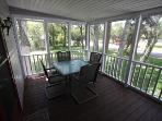Front screened porch!