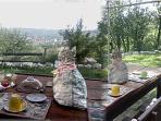 colazione con mrs potter